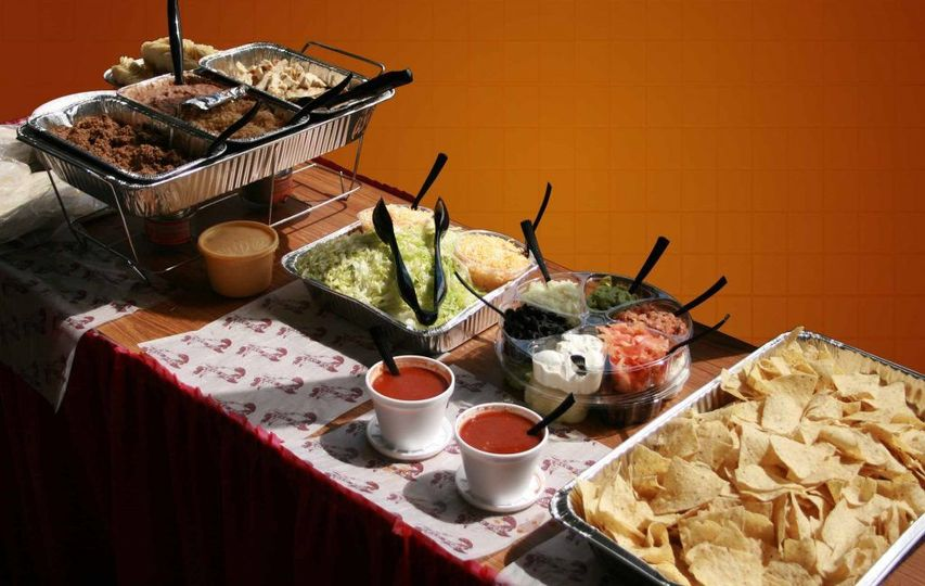 Event Catering and Taco Bar