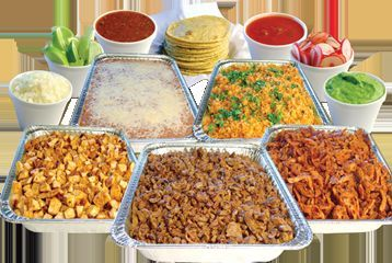 Best Mex Catering Supreme Taco Bar