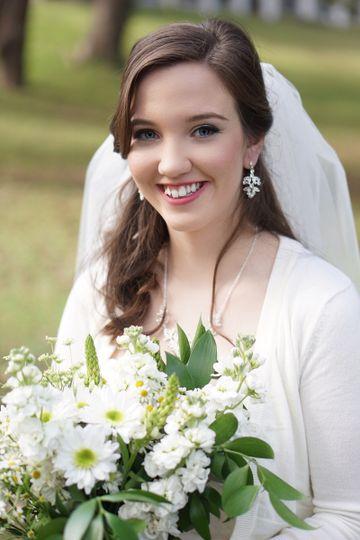 Beautiful bridee