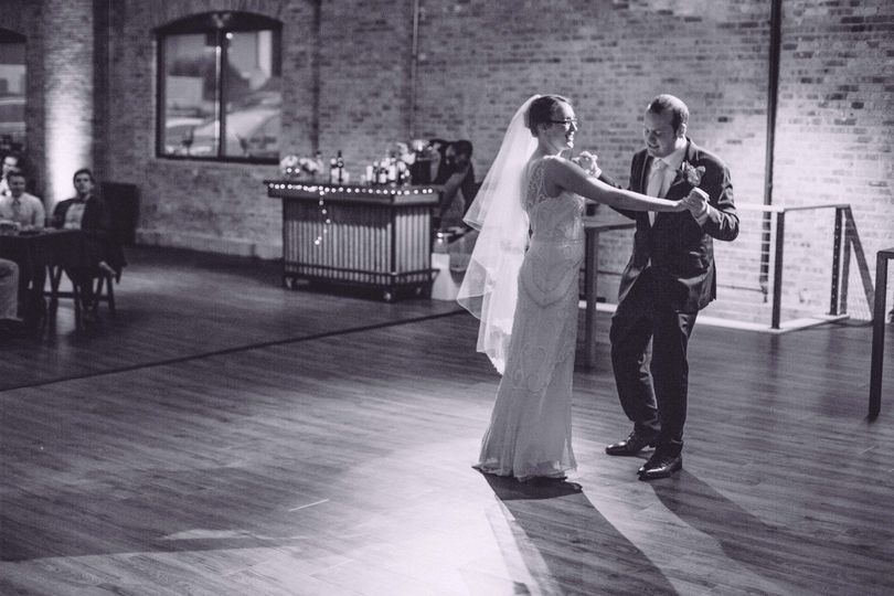 BW First Dance