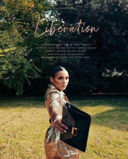 Publication in Elegance Mag