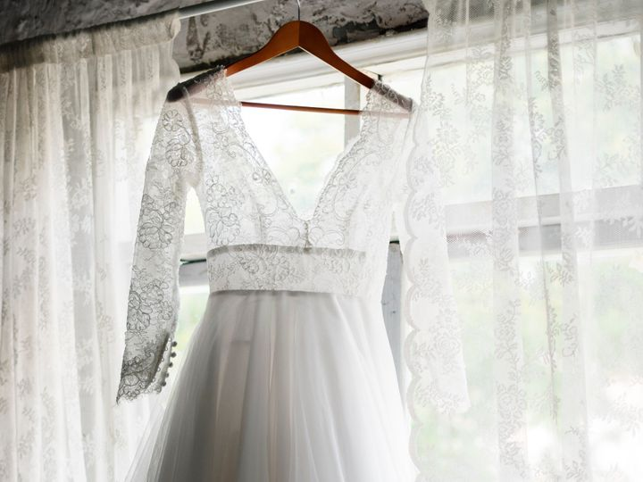 Tmx White Wedding Dress Hanging By The Window P9ytgj6 51 1895519 157883055219790 Dallas, TX wedding videography