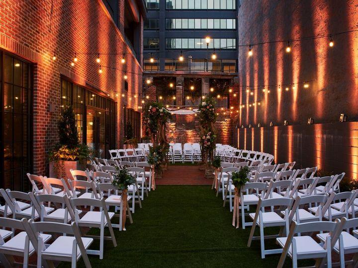 Tmx Outdoor Ceremony Round 51 1016519 159423889516103 Philadelphia, PA wedding venue