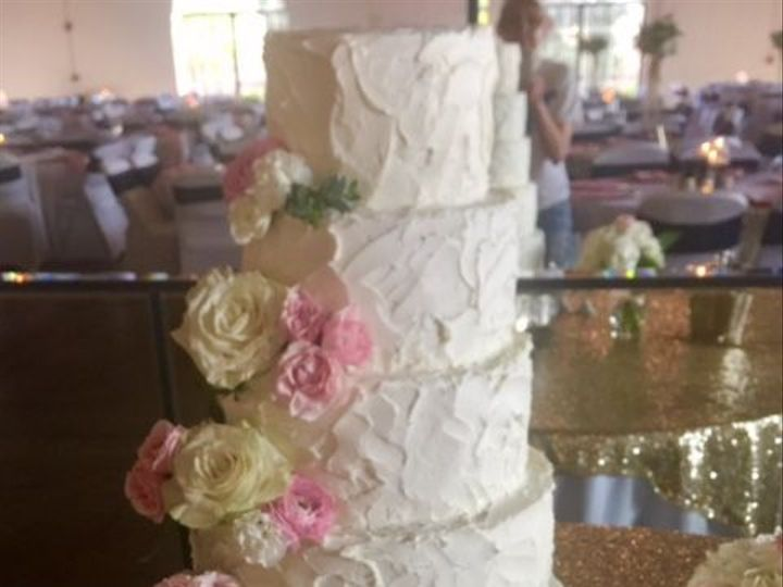 Tmx 1519157476 84d70f614c1675ef 1519157475 Cac42bc8ee37afe3 1519157473176 4 FullSizeRender 24 Louisville, Kentucky wedding cake