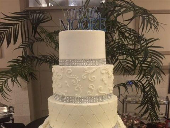 Tmx 1519157476 8e1584f93cf7d501 1519157475 0a5ccc794bd75017 1519157473175 3 FullSizeRender 21 Louisville, Kentucky wedding cake