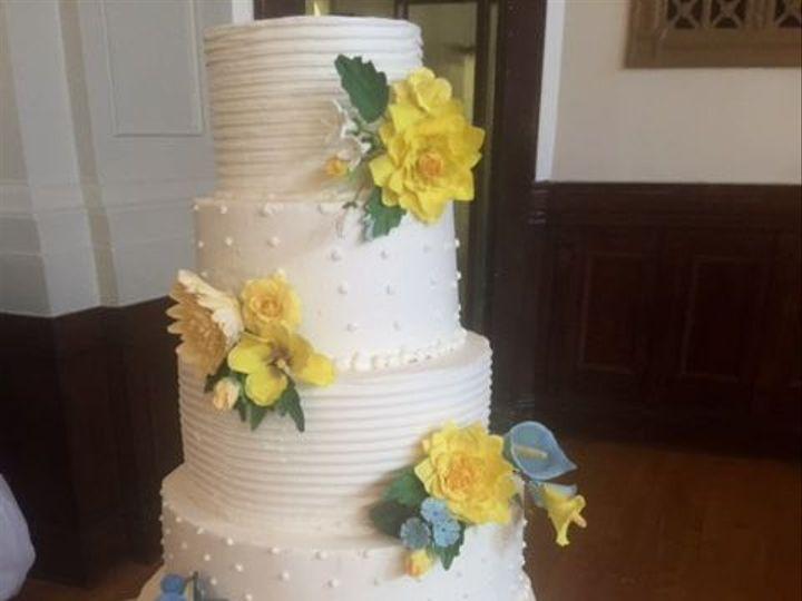 Tmx 1519157476 A700668b25a5becd 1519157475 0665f2dd577c51dd 1519157473175 2 FullSizeRender 12 Louisville, Kentucky wedding cake