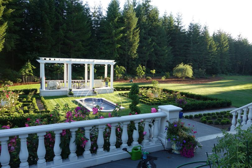Breathtaking ceremony space