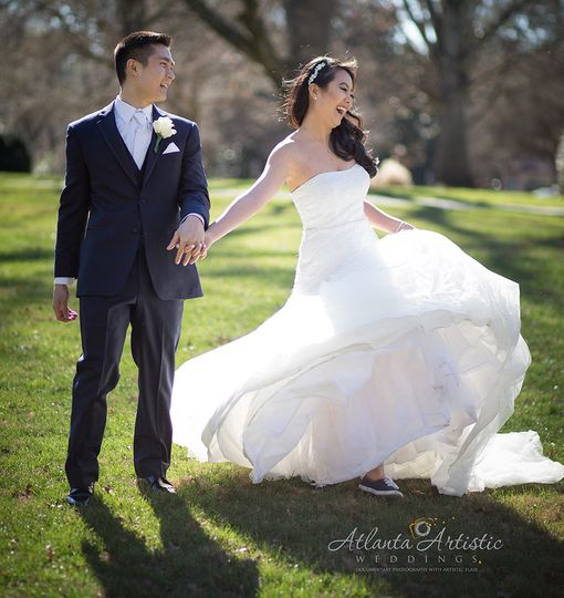 atlanta artistic weddings atlantaartisticweddings