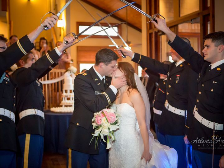 Tmx 1458567752842 Military Wedding Photos By Atlanta Artistic Weddin Atlanta, Georgia wedding photography