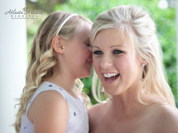 Tmx 1458568476706 Atlanta Wedding Photography Bride With Child Atlan Atlanta, Georgia wedding photography
