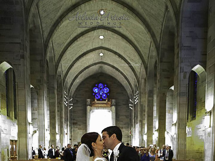 Tmx 1487713858107 Christ The King Church Atlanta By Atlantaartistcwe Atlanta, Georgia wedding photography