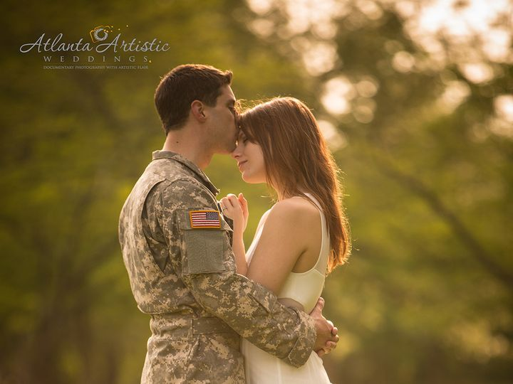 Tmx 1487713872785 Military Wedding Photos By Atlanta Artistic Weddin Atlanta, Georgia wedding photography