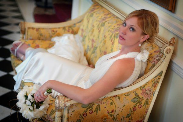 Bridal Portrait at The Duke Mansion