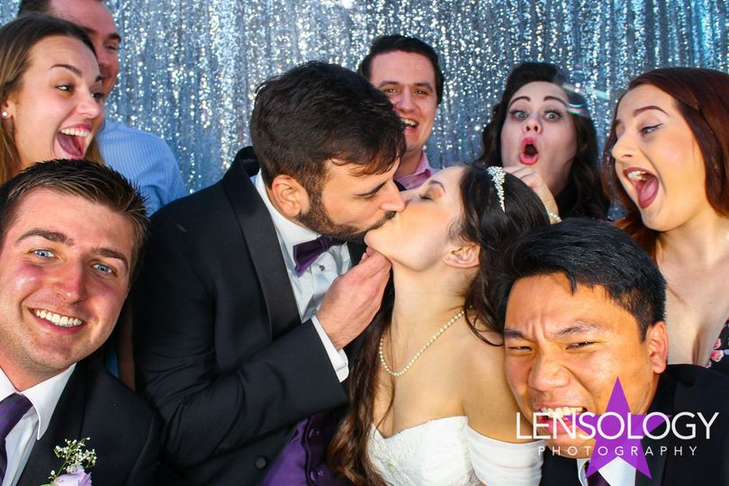 Wedding Kisses