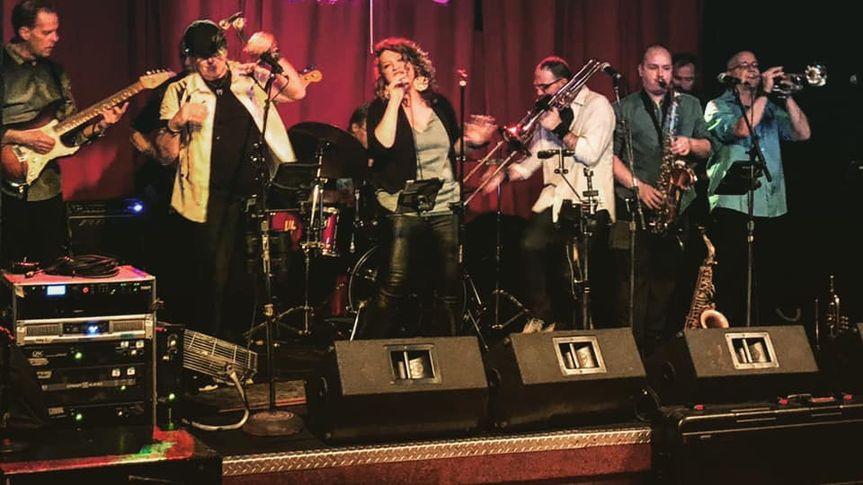 Performing Black Eyed Sallys