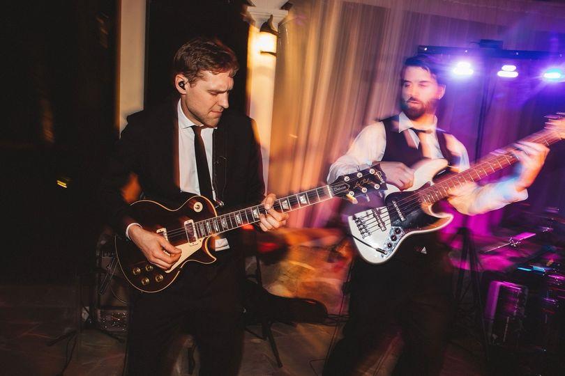 Guitarist and Bass