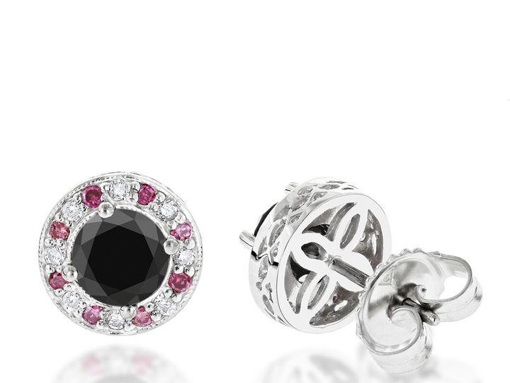 Tmx 1469956814089 Diamond Stud8 Evansville wedding jewelry