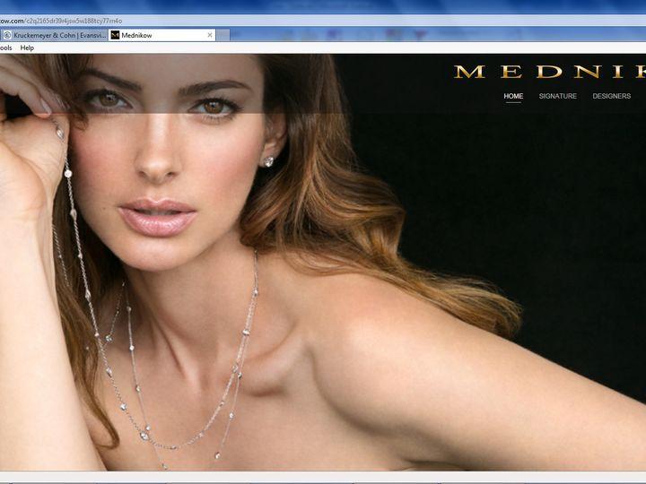 Tmx 1469956838329 Mendikow1 Evansville wedding jewelry