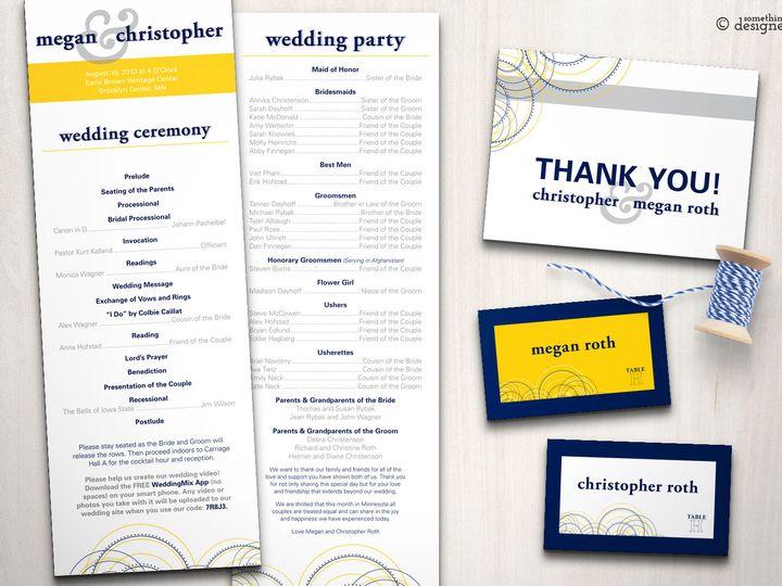 Tmx 1440542745021 Mockupmc5 Eagan, MN wedding invitation