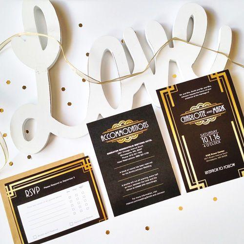 Tmx 1477095643 61c18007d1b912fa Launch Eagan, MN wedding invitation