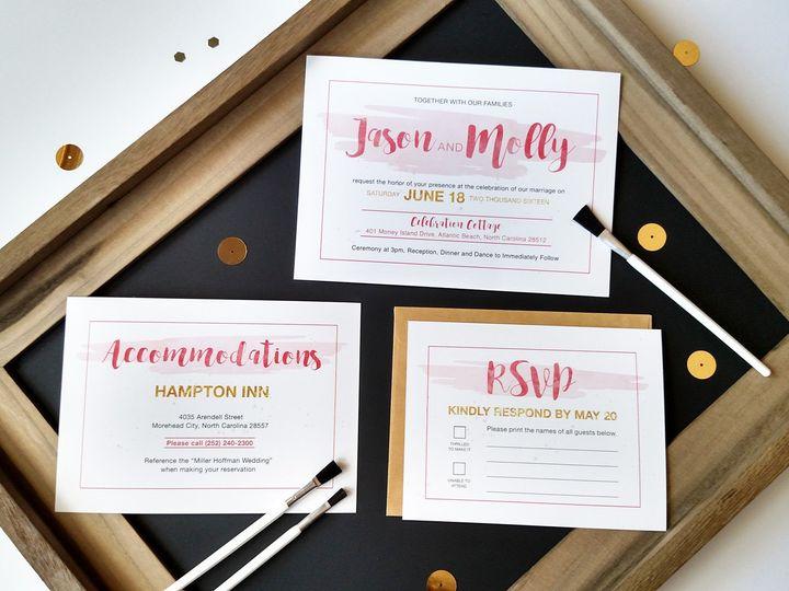 Tmx 1477095847738 2016 07 17 16.00.39 Eagan, MN wedding invitation