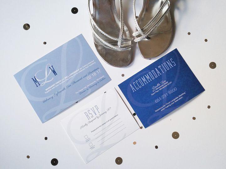 Tmx 1477096414083 2016 07 17 15.26.31 Eagan, MN wedding invitation