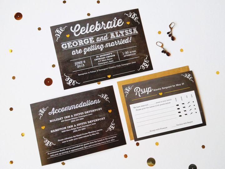Tmx 1477096586508 2016 07 17 16.12.52 Eagan, MN wedding invitation