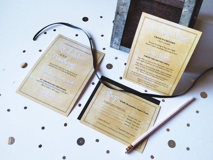 Tmx 1477096873691 2016 07 22 17.10.21 Eagan, MN wedding invitation