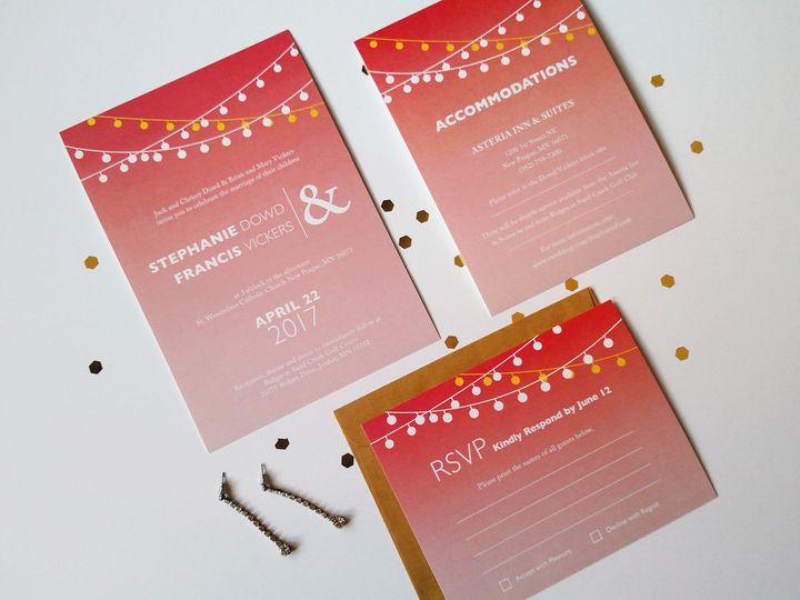 Tmx 1477096974094 2016 07 17 15.33.35 Eagan, MN wedding invitation