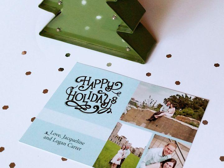 Tmx 1477098036554 Nov10holidaycollage Eagan, MN wedding invitation