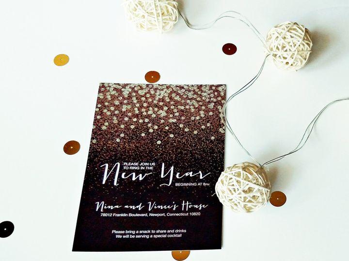 Tmx 1477098091759 Nov27holidaynye Eagan, MN wedding invitation