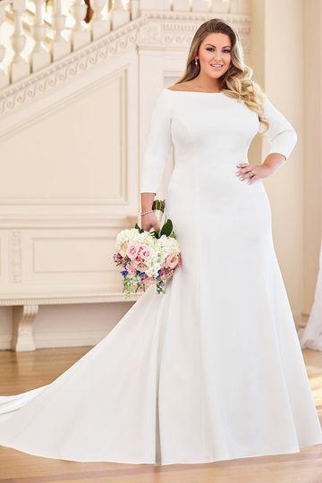 Martin Thornburg Naomi gown