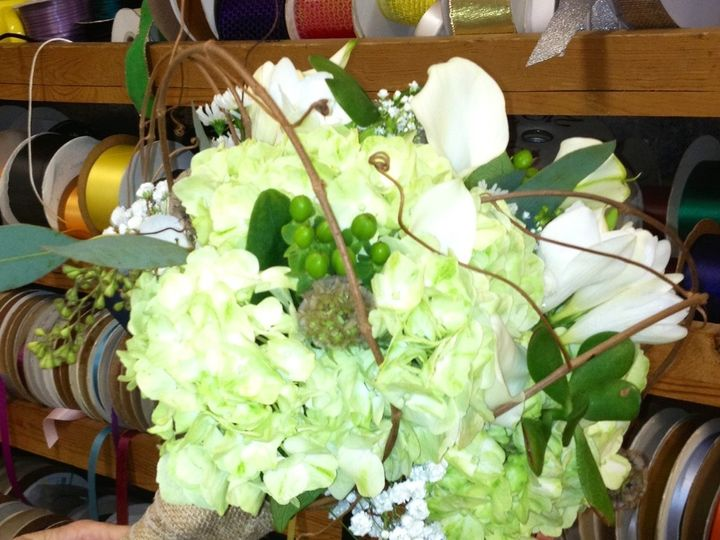 Tmx 1429037206879 Bridal Bouquet Stokesmarshall Gulfport wedding florist