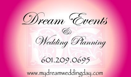 Dream Events and Wedding Planning 1