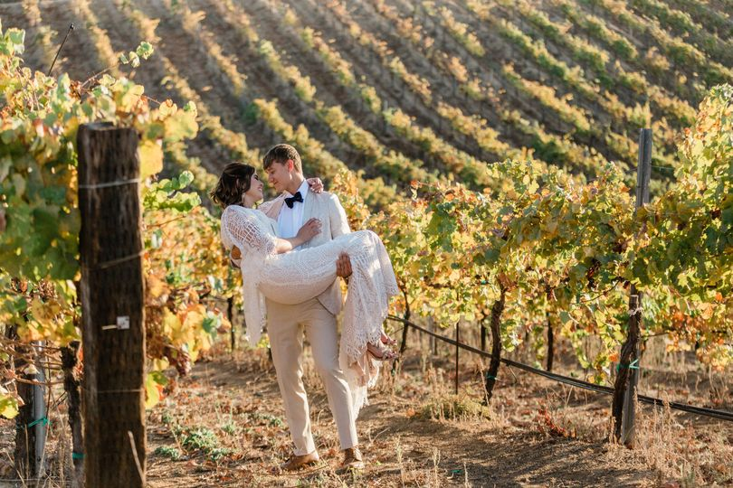 Bel Vino Wedding