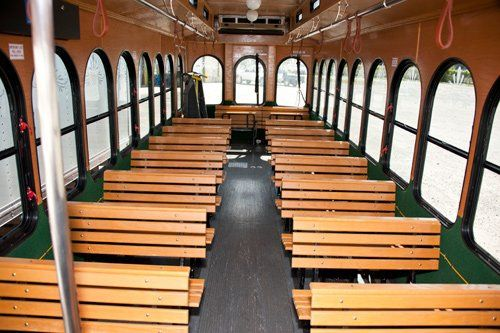 Interior Trolley