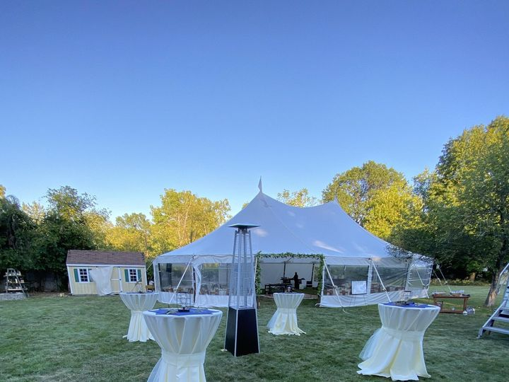 Tmx 20200919 Cocktail Area With Tent View 51 1871619 161748941269476 Middletown, NY wedding planner