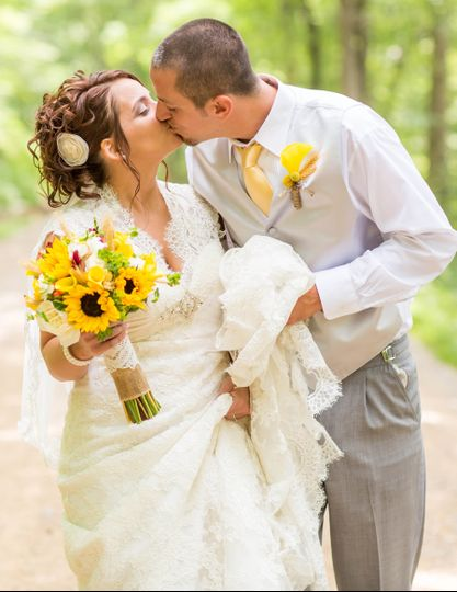 Bouquet Studio Wedding Flowers Ohio Cleveland Erie And