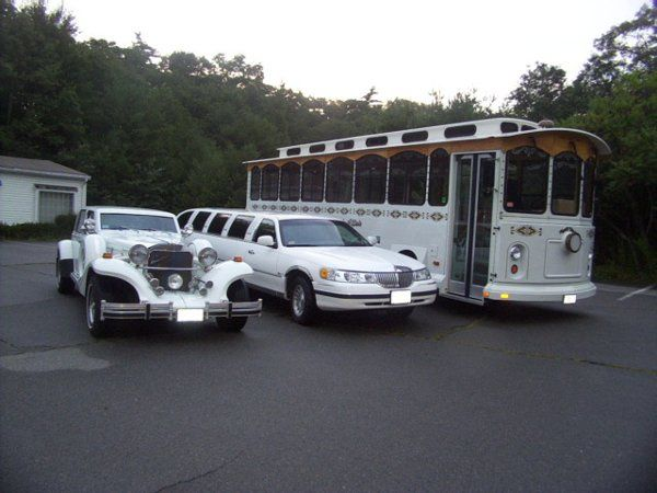 A Formal Affair Limousine and Trolley