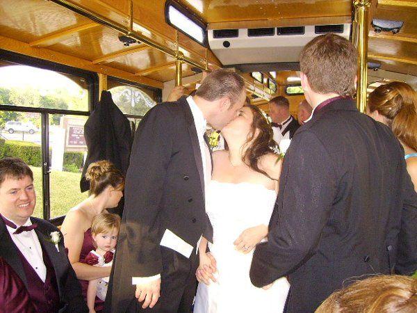 Tmx 1302195934654 Weddingtrolleypics008 Marshfield wedding transportation