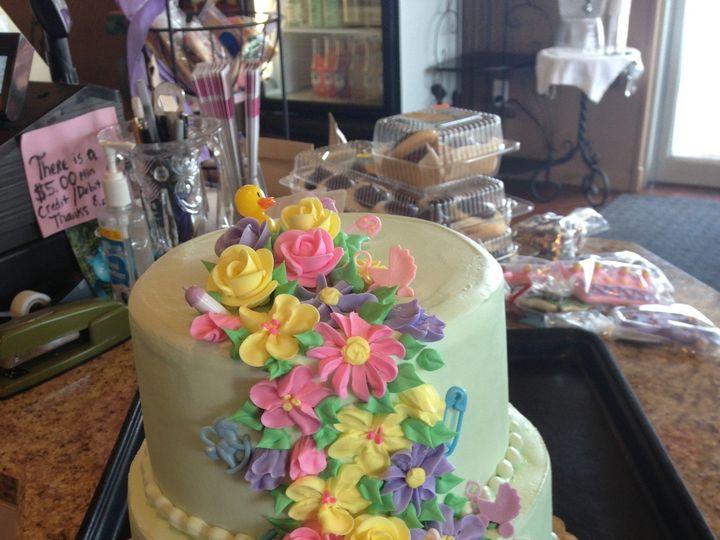 Tmx 1427992263123 Bakery Aug 2013 008 Lake Geneva wedding cake
