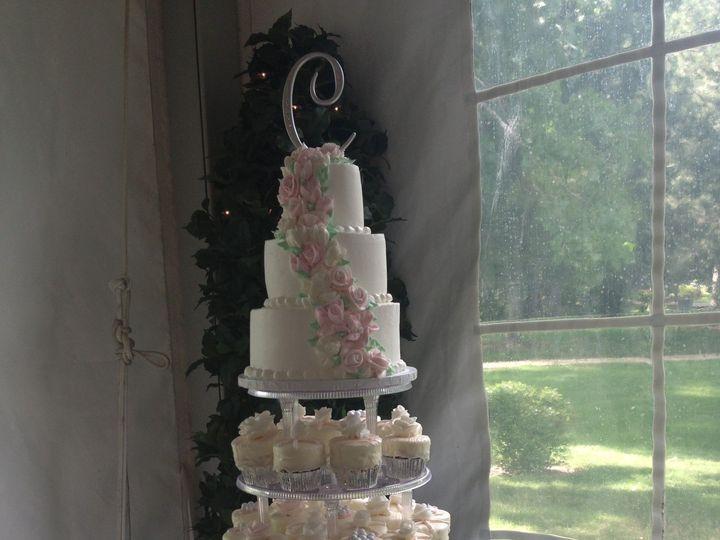 Tmx 1427992542951 Bakery Aug 2013 118 Lake Geneva wedding cake