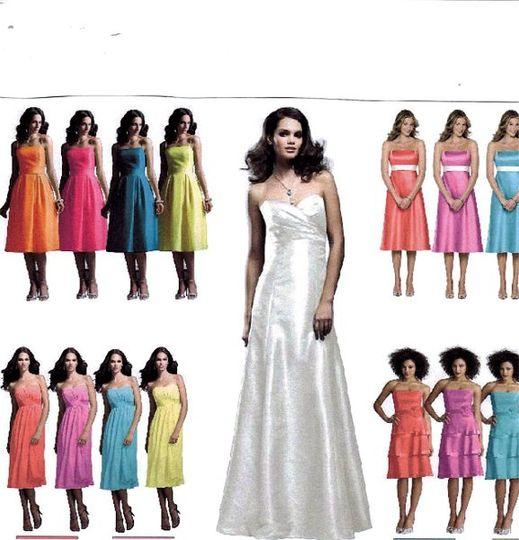 Classy Lady Gown Rental - Dress & Attire - Pensacola, FL - WeddingWire