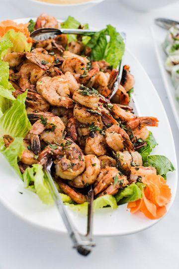 mona shrimp