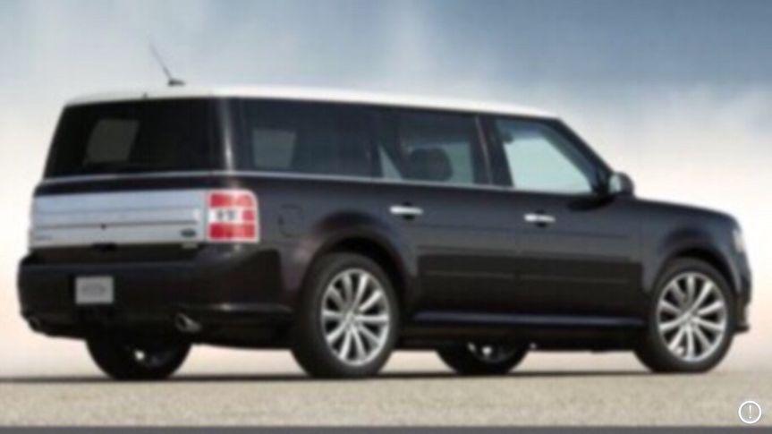 Executive SUV View