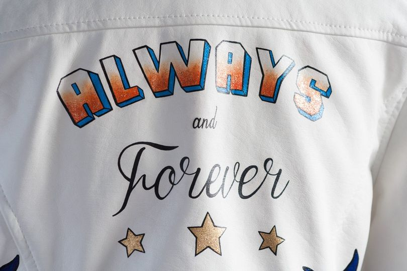Always and forever detail