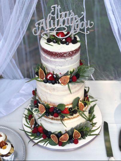 Naked Fig Wedding