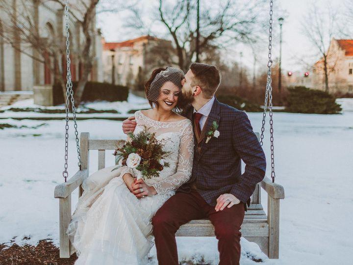 Tmx Sadie And Travis Swing 51 955619 1571859031 Oberlin, Ohio wedding venue