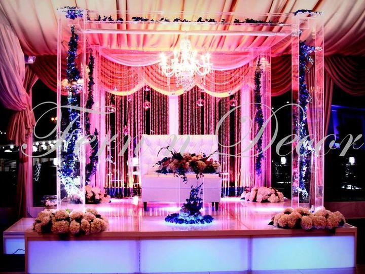 Tmx 1390270282586 Fernndecor Best Indian Wedding Decor Planner Hicks Hicksville wedding eventproduction