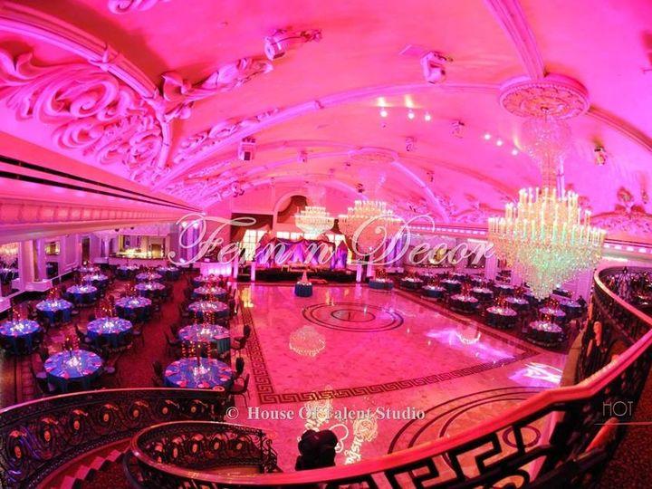 Tmx 1390270297885 Fernndecor Best Indian Wedding Decor Planner Hicks Hicksville wedding eventproduction